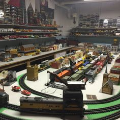 Huge Vintage Die Cast collection just arrived - http://www.legacystation.com/blog/huge-vintage-die-cast-collection-just-arrived/ - Huge Vintage Die-cast just arrived at Legacy Station. We have brought in the train collection a few weeks ago..(1/2 is already gone). But the vintage die cast has just arrived. He collected for the past 50 years and collected: Dinky, Corgi, Winross, Rico, Vilmer, Tekno,Politoys, Nacoral, Sol...  - Legacy Station Whistles