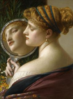 The Pearl, Frederick Sandys, (1829 - 1904)