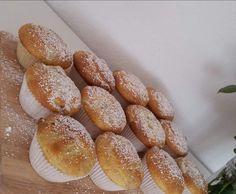 Rezept Rhabarber Muffins von •Karo• - Rezept der Kategorie Backen süß