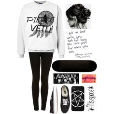 Tag, now you're it! Band Outfits, Scene Outfits, Rock Outfits, Emo Outfits, Fashion Outfits, Outfit Goals, Outfit Ideas, Cooler Look, Outfit Grid