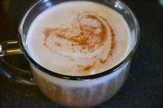 Paleo Vanilla Latte / Paleoso