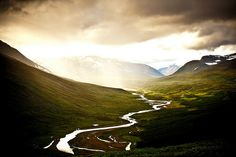 Sarek National Park by philipjsthlm, on Flickr