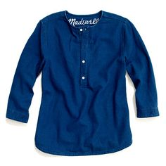 inkbrush indigo pullover