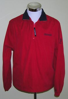 Men's Tommy Hilfiger Golf The Players Championship TPC Sawgrass Pullover Size L
