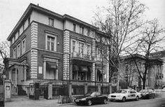 Café Einstein, Kurfürstenstraße, Berlin