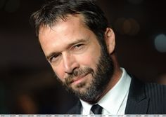 James Purefoy--and with a beard!!