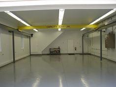 Let's Build A Motorized 1 Ton Bridge Crane On The Cheap! - The Garage Journal Board