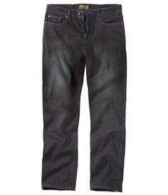 Jeans Stretch Grey Used : http://www.atlasformen.fr/products/les-collections/collection-destination-western/jeans-stretch-grey-used/16899.aspx #atlasformen