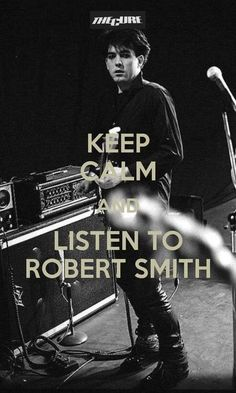 Listen to Robert Smith >>> He always has the Cure for what ails us! Music Is Life, My Music, The Cure Concert, My Favorite Music, My Favorite Things, What About Bob, Robert Smith The Cure, James Smith, I Robert
