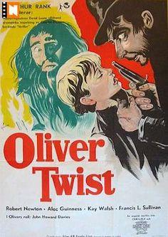 Oliver movie poster