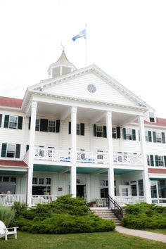 The Colony Hotel of Kennebunkport