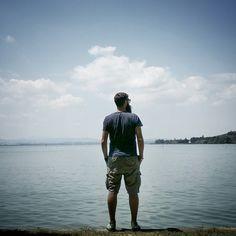 Trasimeno Lake #altrasimeno • ° Looking for you ° •  photo di @mental_shot