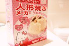 Hello Kitty snacks