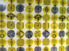 Lucienne Day Fabrics