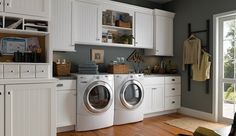 Laundry Rooms are the new walk-in closets.  www.ljacobsendesign.com