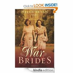 "War Brides by Helen Bryan (1459kb/497p) #Kindle #FirstLine: ""In the departure lounge of the Atlanta airport on an early May evening, Alice Osbourne Lightfoot, the trip's organizer, smiled at everyone and said, ""Hey! How you doin' this evening?"" as she ticked their names on her list of their London-bound party."""
