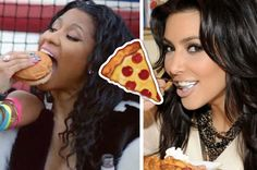 From burgers to salads, your taste in these delicious dishes will reveal which celebrity you'd click with!