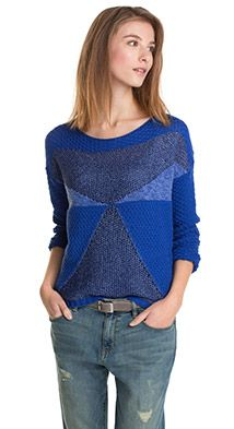EDC / Mønstrede pullovers