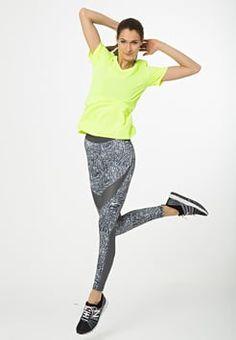 Nike Performance - PRO HYPERCOOL - Collants - dark grey/cool grey/dark grey/white