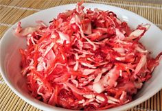 Hungarian Recipes, Cabbage, Healthy Living, Food And Drink, Vegetarian, Vegetables, Gastronomia, Diet, Salad