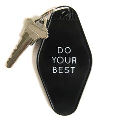 GOODLIFE KEY TAGS - DO YOUR BEST