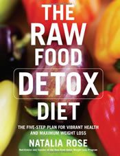 The Raw Food Detox Diet.  This is a great resource if you would like to gradually transition into a raw food diet. Emphasizes that it is not necessary to eat 100% raw or vegan food (80/20).  Food combining is an important aspect of this program. Dieters are guided in how to choose 'quick exit combinations' which lead to improved digestion and elimination.