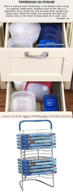 Simple Storage Ideas That Are Borderline Genius – 10 Pics