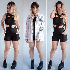 zpr Macaquinho Escândalo!Disponível na cor  preta, tamanho P.Um luxo!  Valor:R$ 110,00 reais 📱Whatsapp:(31)99250-3923💰Depósito Bancário 💳 PagSeguro #Bhnamoda #love #diva #meninasrose #instagood #comprasonline #verao #fashion #ecommerce