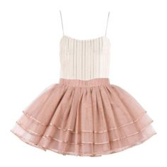 Premade 3 ❤ liked on Polyvore featuring dresses, vestidos, ballet, dance, pink dress, pink ballerina dress, ballerina dress, ballet dress and pink ballet dress