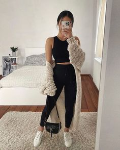 Trendy Fall Outfits, Cute Lazy Outfits, Casual Winter Outfits, Winter Fashion Outfits, Simple Outfits, Pretty Outfits, Stylish Outfits, Everyday Casual Outfits, Mode Outfits