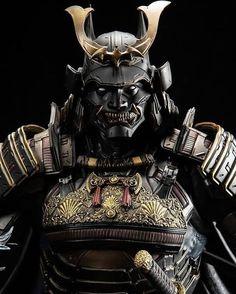Kabuto Samurai, Ronin Samurai, Samurai Helmet, Japanese Mask, Japanese Warrior, Japanese Dragon, Demon Tattoo, Fatale Overwatch, Samurai Tattoo