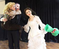regina akhnetshina and andrey skholdychenko and Maria Meva funny