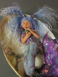 ooak Fairy art doll