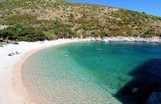 Dubovica Beach (Hvar, Croatia)