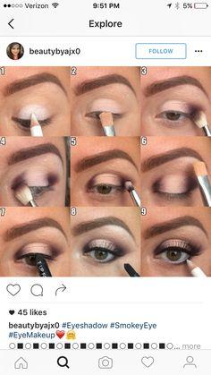 shuishi on makeup pinterest eyeshadow light colors and diagram rh pinterest com