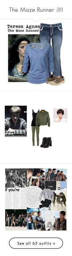 """""""The Maze Runner :)!!!"""" by nerdbucket ❤ liked on Polyvore featuring maze runner, the maze runner, maurices, Fat Face, Palladium, J Brand, Theory, WearAll, Sankins and Coqui Coqui"""