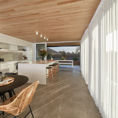 Luxaflex Veri Shades and Evo Awnings, Dining/Kitchen & Alfresco - My Ideal House