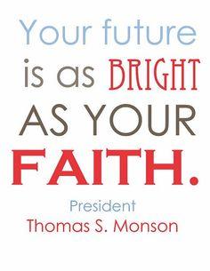 love President Monson!! :)