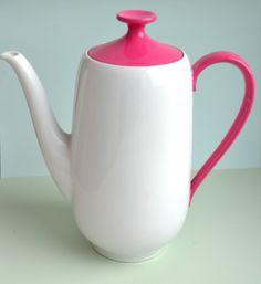 Teekanne-pink