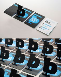 Believe Ice Breaker business cards | Business Cards | The Design Inspiration