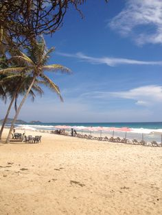 isla de margarita Playa el agua venezuela