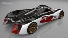 Rocketumblr   SRT Tomahawk Vision Gran Turismo