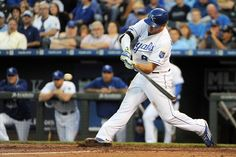 Mike Moustakas's great 2015 start is a result of him staying the same, improving, and getting worse