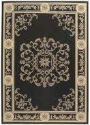Safavieh takes classic beauty outside of the home with the launch of their Courtyard II Collection. Made in Turkey with enhanced olefin for extra durability, these rugs are suitable for anywhere inside or outside of the house. To achieve more intricate and elaborate details in the designs, Safavieh used a specially-developed sisal weave.