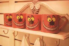 Cheshire Cat mug ♥