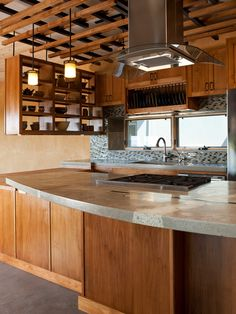 kitchen by Palo Santo Designs LLC http://www.houzz.com/photos/1288974/Contemporary-Kitchen-contemporary-kitchen-albuquerque