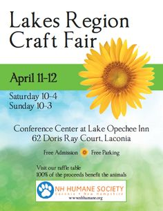 Spring Lakes Region Craft Fair