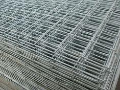 "Galv Steel Welded Mesh Panel Sheets | 6ft x 3ft / 1.8mx0.9m | 50mm/2"""