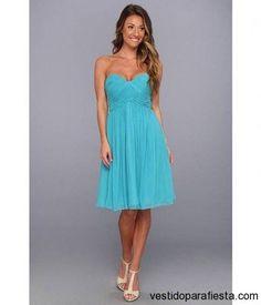 Sencillos vestidos cortos color azul para fiesta 2014 https://vestidoparafiesta.com/sencillos-vestidos-cortos-color-azul-para-fiesta-2014/ #vestidos #moda #dress #fashion #partydress