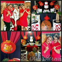 Fiesta temática China